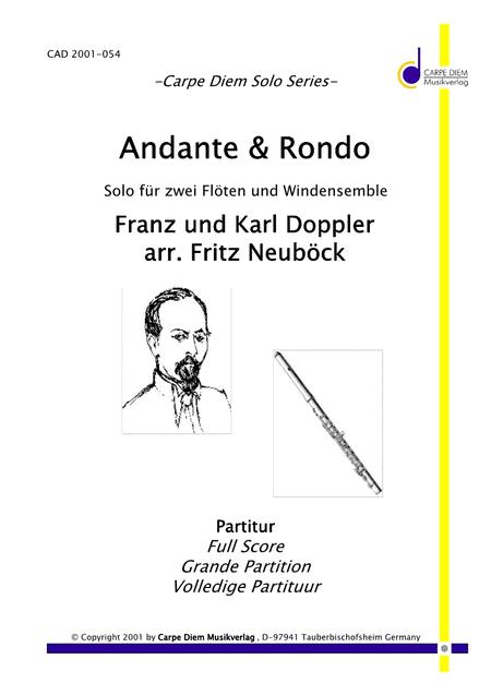 Andante und Rondo