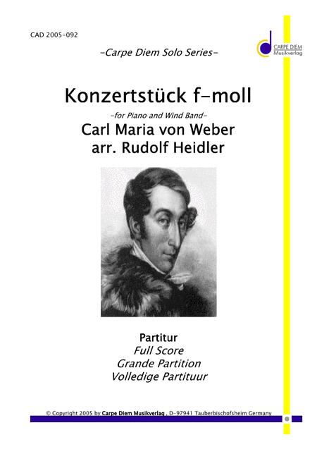 Konzertstuck F-Moll
