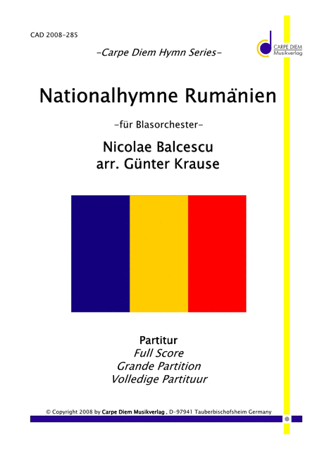 Nationalhymne Rumanien