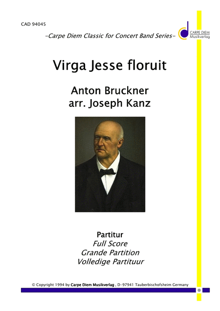 Virga Jesse Floruit