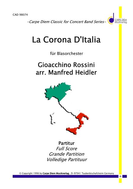 La Corona D'Italia (Blasorchester)