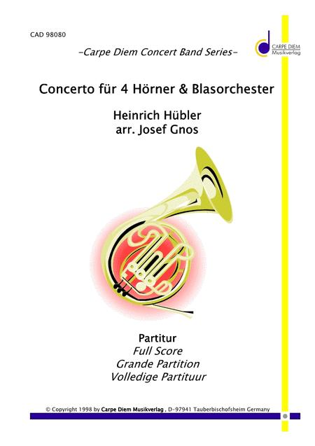 Concerto fur 4 Horner