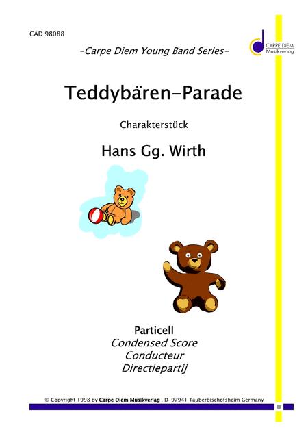 Teddybaren-Parade