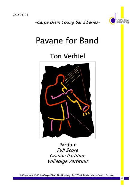 Pavane for Band