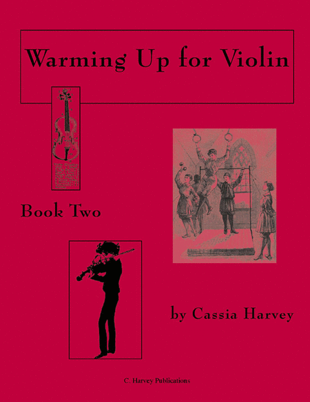 Warming Up for Violin, Book Two