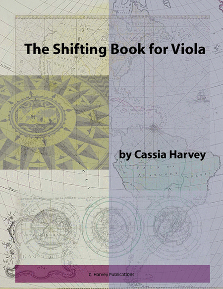 The Shifting Book for Viola