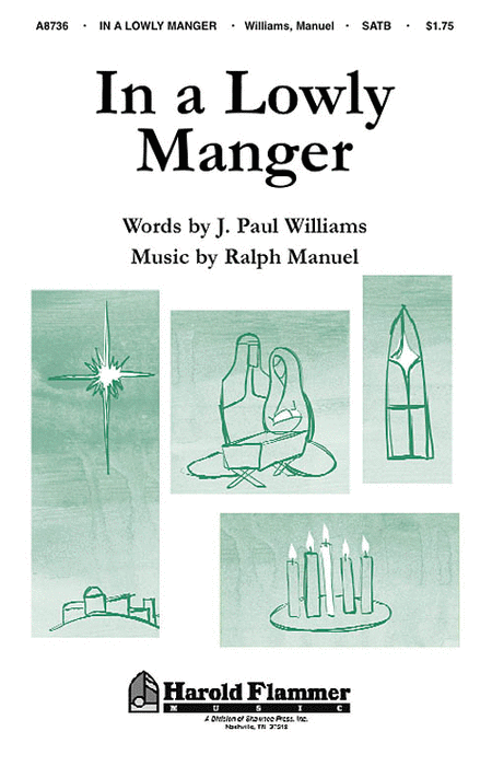 In a Lowly Manger