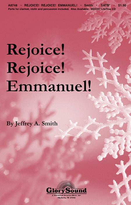 Rejoice! Rejoice! Emmanuel!