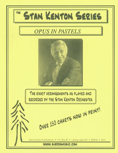 Opus in Pastels