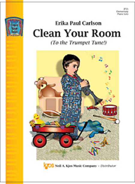 Clean Your Room (To the Trumpet Tune!)