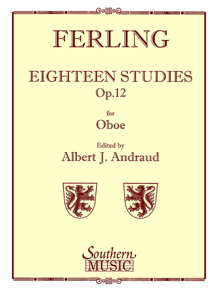 18 Studies, Op. 12