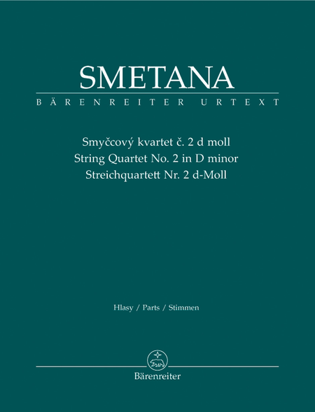 String Quartet No. 2 d minor
