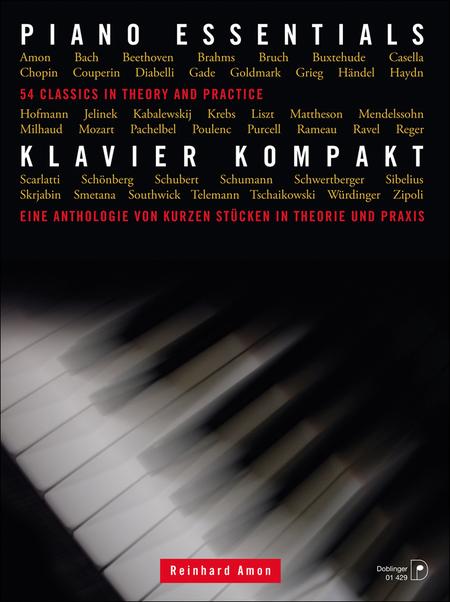 Piano essentials - Klavier Kompakt