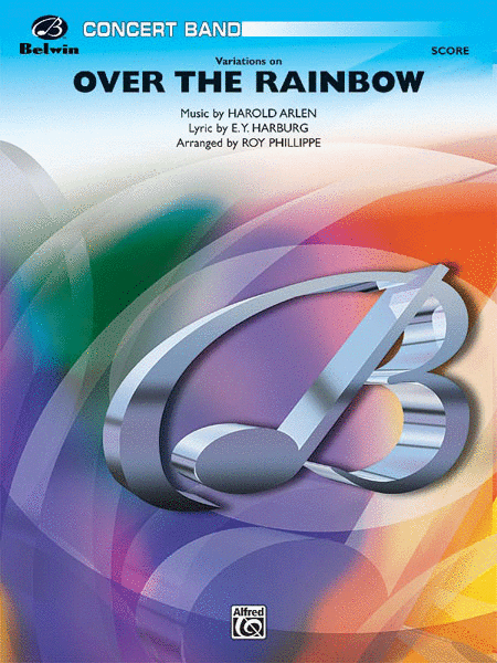 Over the Rainbow (from The Wizard of Oz), Variations on