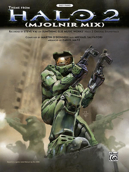 Theme from Halo 2 (Mjolnir Mix)