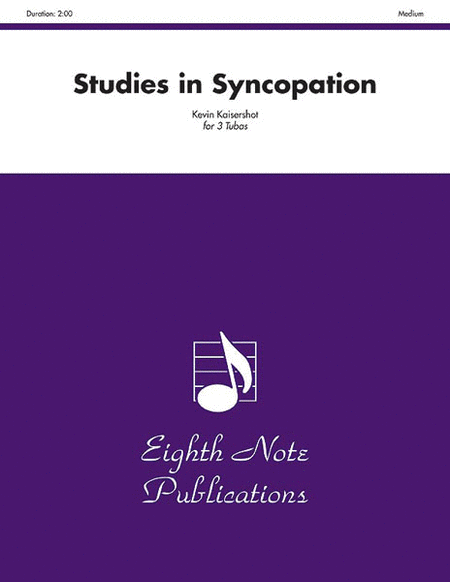Studies in Syncopation