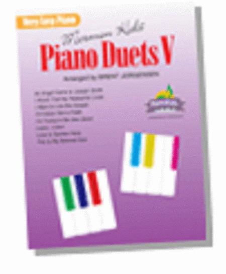 Mormon Kids Piano Duets V