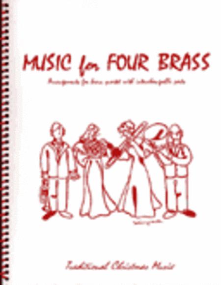 Music for Four Brass, Christmas, Part 3 - Trombone
