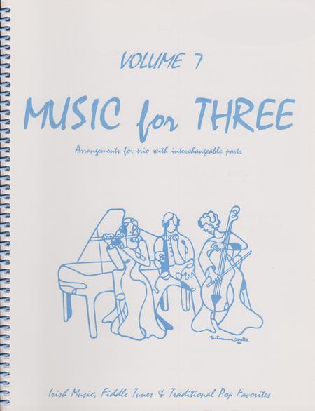 Music for Three, Volume 7, Part 1 - Clarinet
