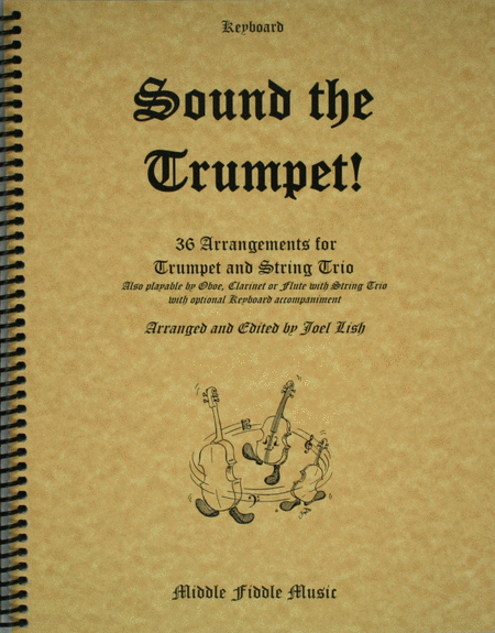 Sound the Trumpet! - Keyboard Part