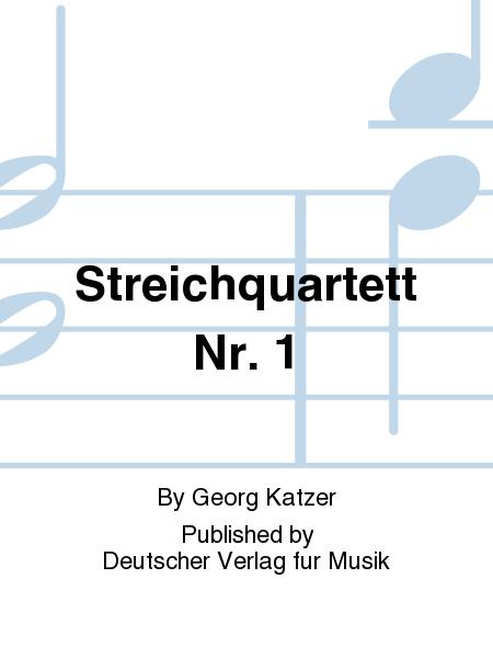 Streichquartett Nr. 1