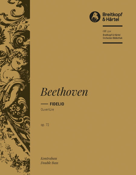 Fidelio op. 72. Ouverture