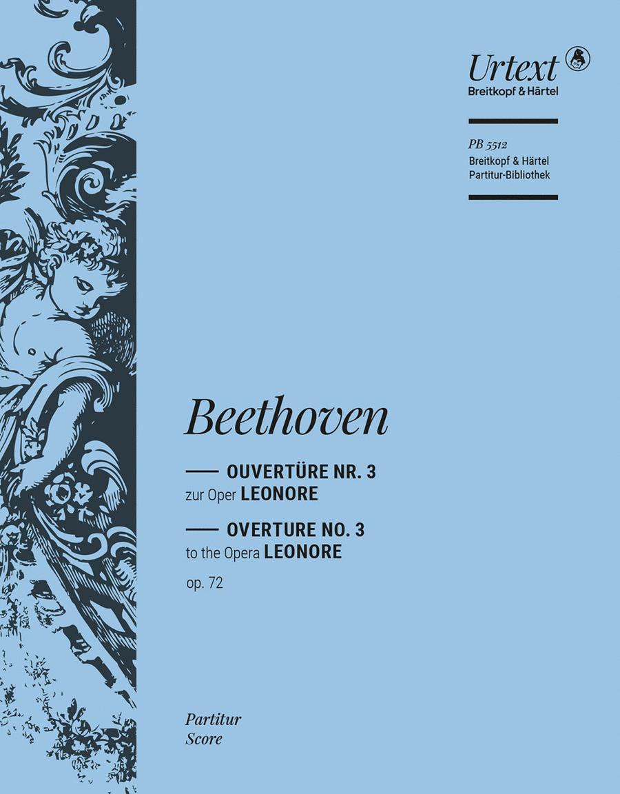 Ouverture Nr.3 zur Oper Leonore op. 72