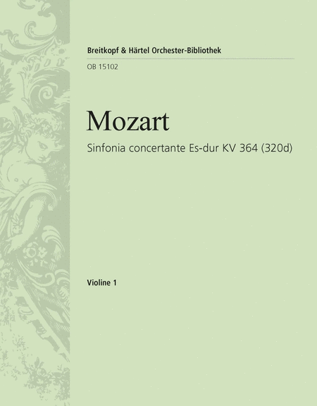 Sinfonia concertante Es-dur KV 364 (320d)