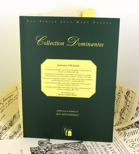 Vivaldi concertos RV 88 - RV 90 - RV 98 - RV 99 - RV 107