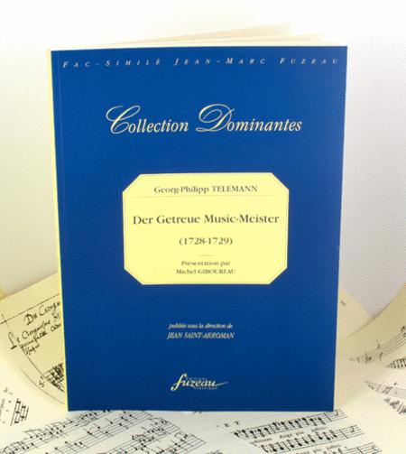 Der Getreue Music Meister (1728-1729)