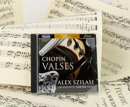 Valses - CD