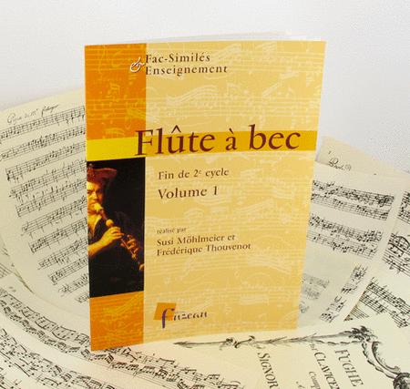 Recorder - intermediate pieces - Volume 1