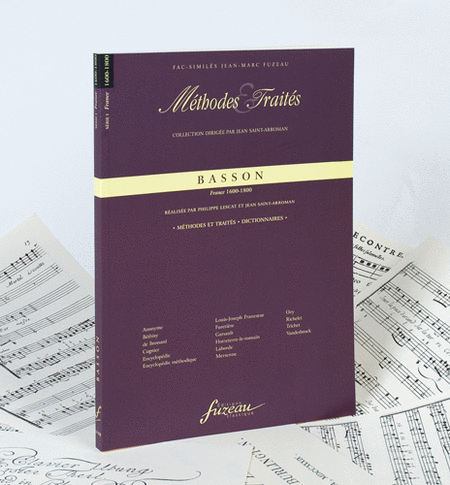 Methods & Treatises Bassoon - France 1600-1800