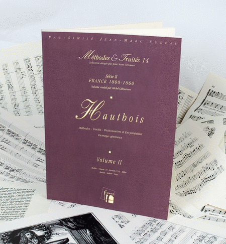 Methods & Treatises Oboe - Volume 2 - France 1800-1860