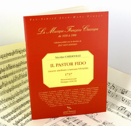 Il Pastor fido for flute oboe musette hurdy-gurdy violin