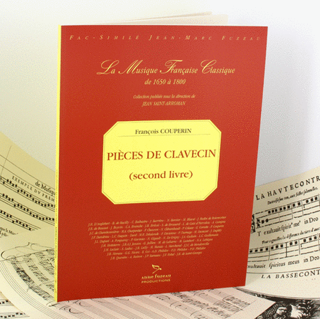 Second book of harpsichord pieces