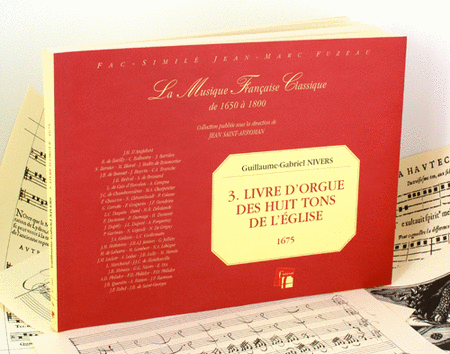 3rd organ book on the eight church tones