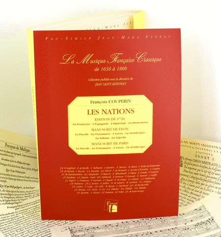Les Nations (complete sources)