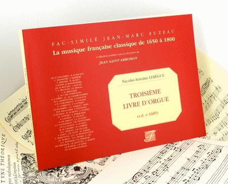 Third organ book