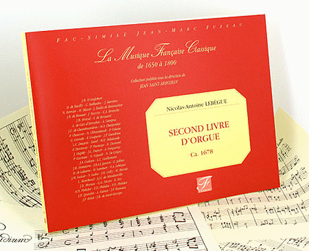 Second organ book