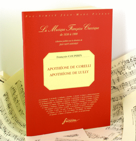 Le Parnasse or l'Apotheose of Corelli - Instrumental concert