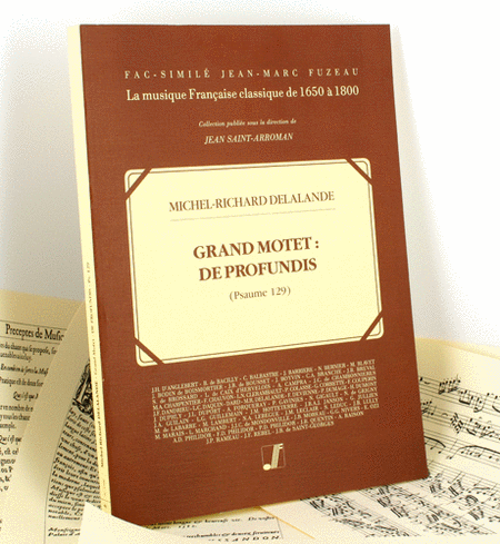 De profundis clamavi - Psalm 129 - Grand motet for choirs, soloists and orchestra