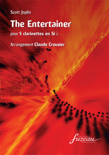 The Entertainer - Clarinet