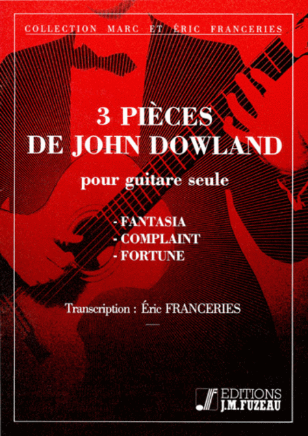 3 pieces by J. Dowland