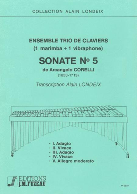 Sonate no.5