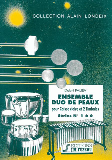 Ensemble duo de peaux - Serie 1 a 6