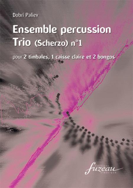 Ensemble percussion trio no.1