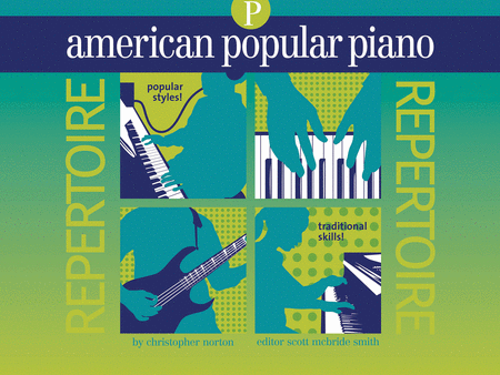 American Popular Piano Repertoire - Preparatory Level (Book/CD)