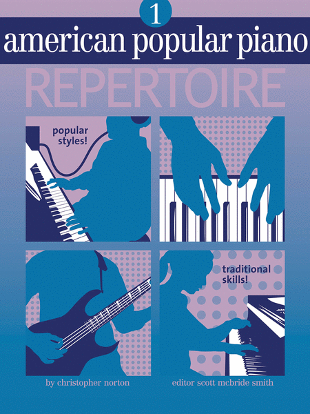 American Popular Piano Repertoire - Level 1 (Book/CD)