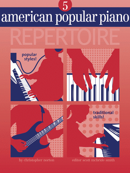 American Popular Piano Repertoire - Level 5 (Book/CD)